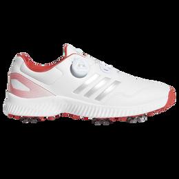 Reponse Bounce BOA Women's Golf Shoe - White/Pink