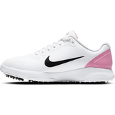 Alternate View 3 of Infinity G Men's Golf Shoe - White/Pink
