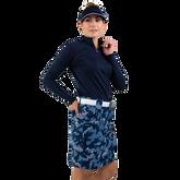 "Alternate View 4 of NashVegas Collection: Camo Print 18"" Golf Skort"