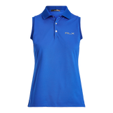 Alternate View 3 of Solid Sustainable Golf Polo