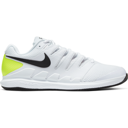 Air Zoom Vapor X Men's Tennis Shoes - White/Yellow