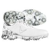 Callaway Coronado Mens Golf Shoe White C
