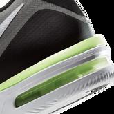 Alternate View 6 of Air Max Vapor Wing Men's Tennis Shoe - Black/Yellow