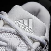adidas Barricade Classic Bounce Men's Tennis Shoe - Black/Silver