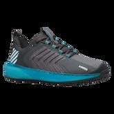 Alternate View 1 of Ultrashot 3 Men's Tennis Shoe - Grey/Blue