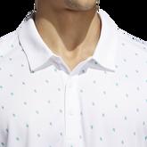 Pine Cone Critter Printed Polo Shirt