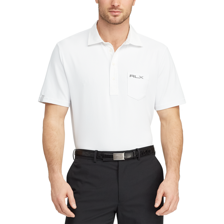 Active Fit Tech Piqué Polo