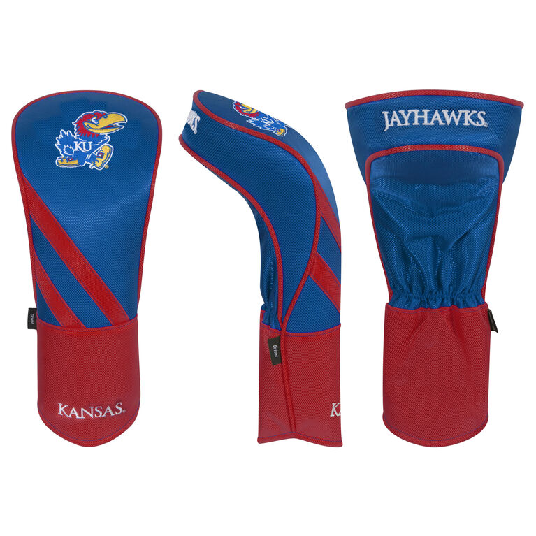 Team Effort Kansas Jayhawks Driver Headcover