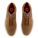 Alternate View 2 of Contour Casual Men's Golf Shoe - Brown