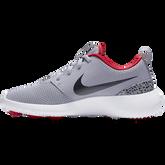 Roshe G Junior Golf Shoe - Grey/Black