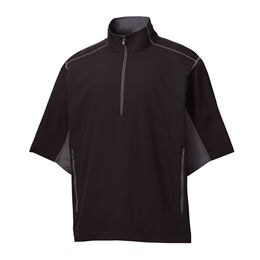 Short Sleeve 1/4 Zip Sport Windshirt