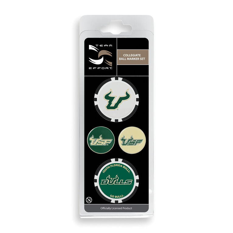 Team Effort South Florida Ball Marker