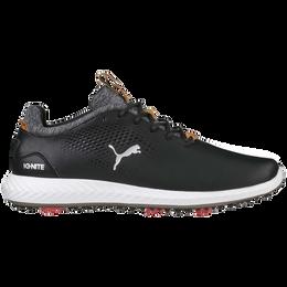 PUMA IGNITE PWRADAPT Junior Golf Shoe - Black