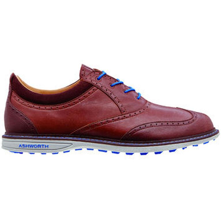 Ashworth Encinitas Men's Golf Shoe - Brown
