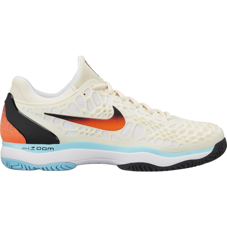 Nike Zoom Cage 3 Men's Tennis Shoe - Cream
