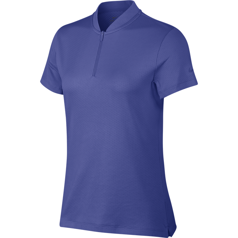 Dri-Fit Short Sleeve Zipper Placket Polo