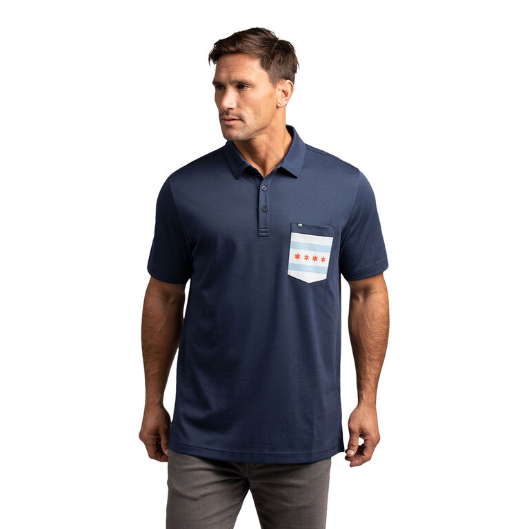 22 Parks Pocket Polo