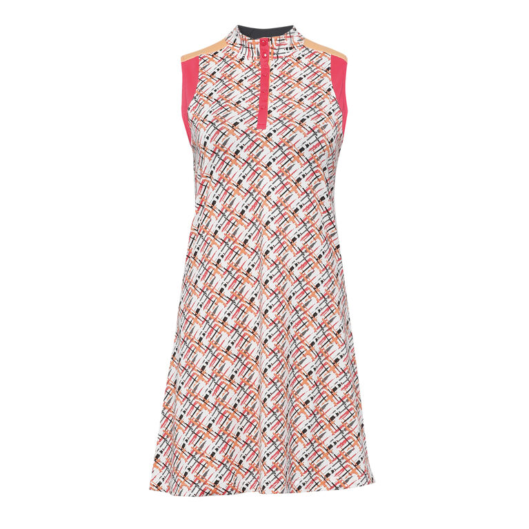 Outside The Lines: Palermo Sleeveless Dress