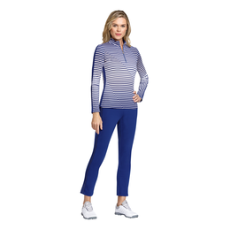 Wild One Collection: Sharon Long Sleeve Striped Pull Over