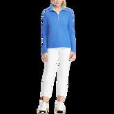 Jersey Half-Zip Golf Pullover
