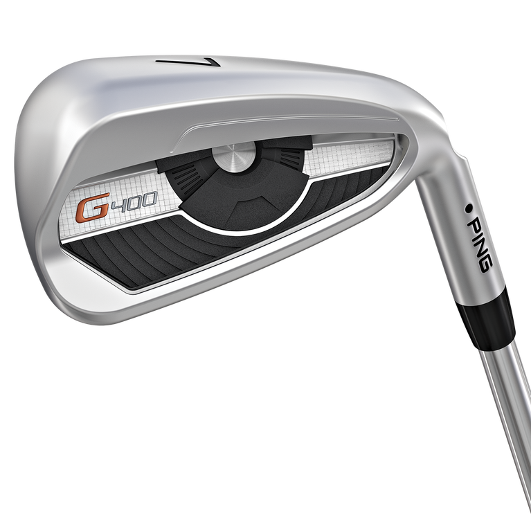 G400 Irons 4-PW w/ Steel Shafts