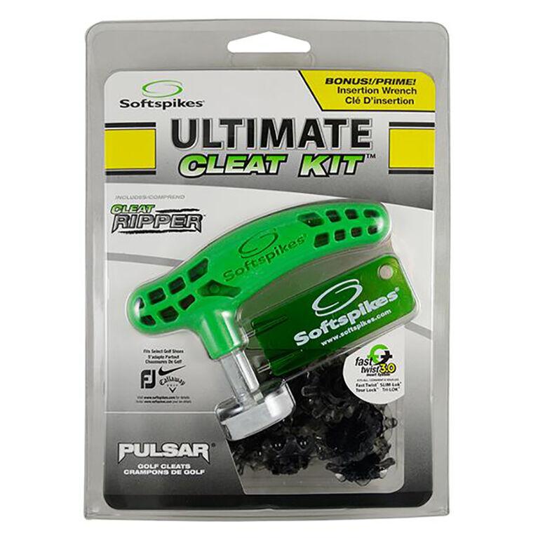 Ultimate Cleat Kit Pulsar (Fast Twist 3.0) - Grey/Black