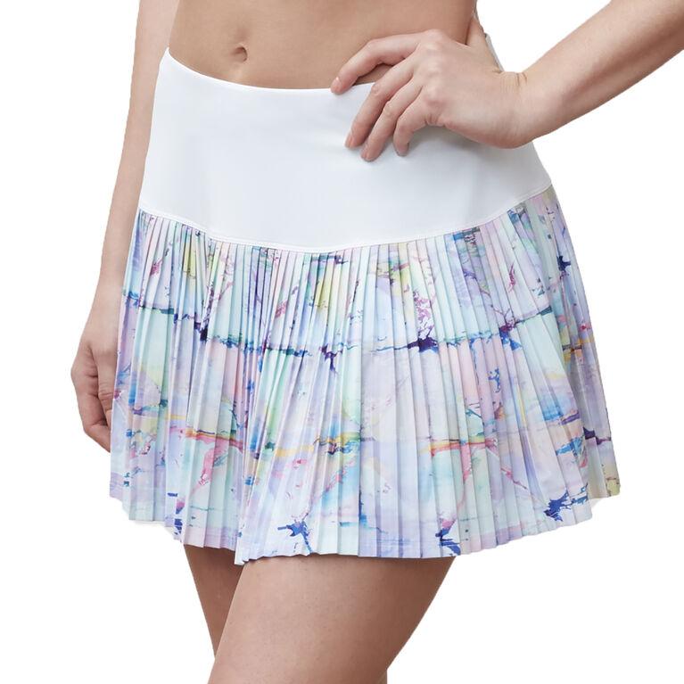 Elite Pleat Skirt