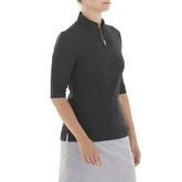 Alternate View 2 of Noa Elbow Sleeve Polo