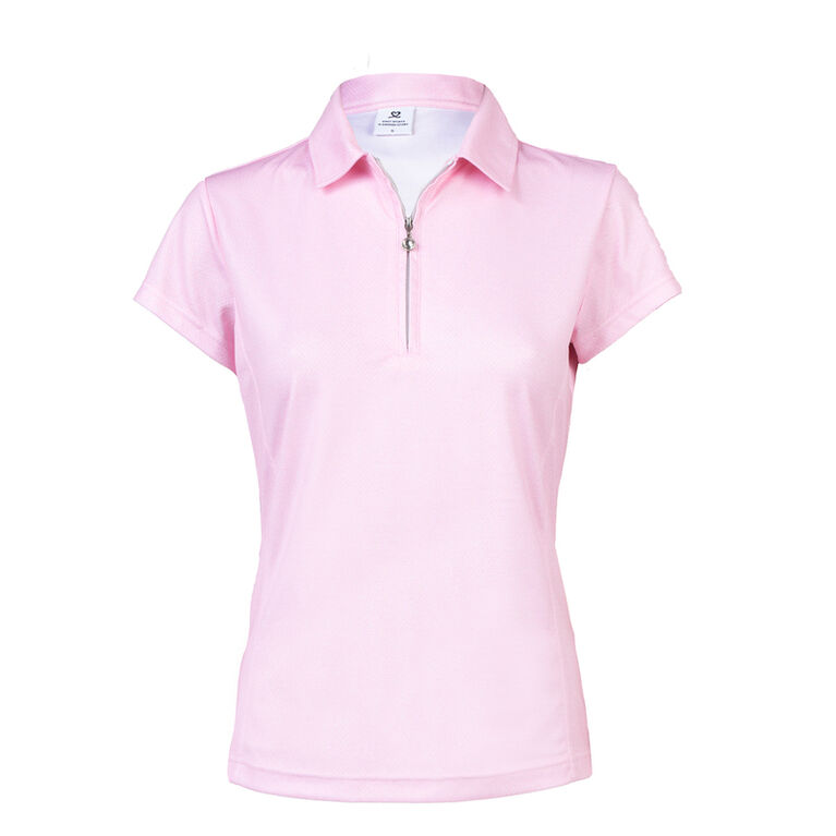 Blush Group: Macy Polo Shirt