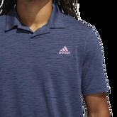 Alternate View 3 of Mesh Broken-Stripe Polo Shirt