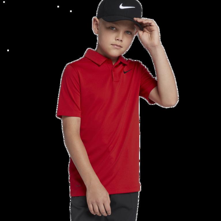 Boys Dry Victory Golf Polo