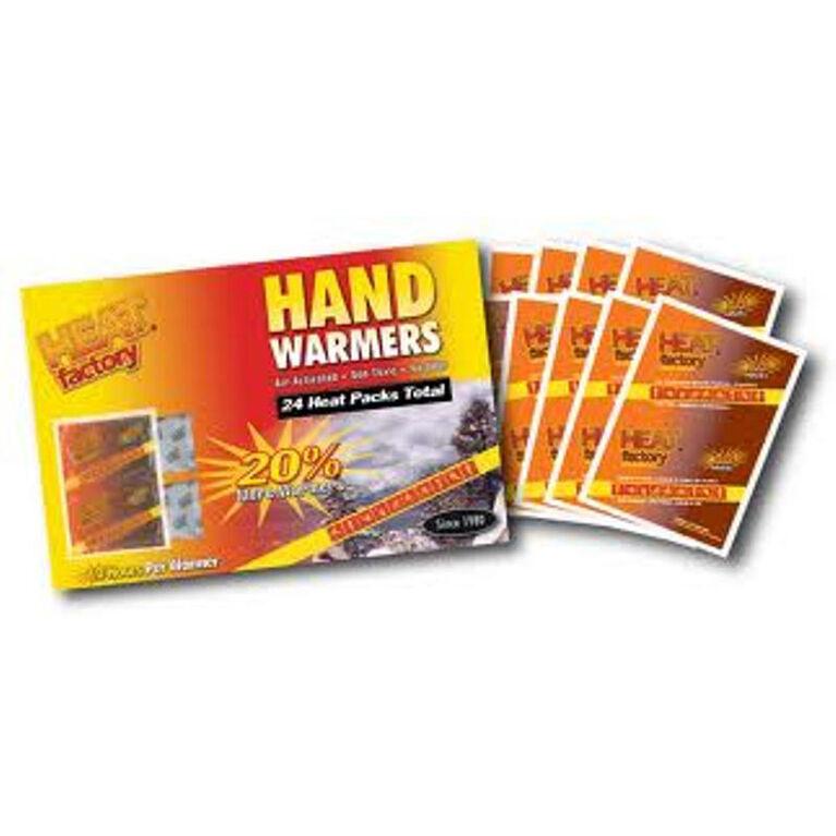 Heat Factory Hand Warmers- 12pk.