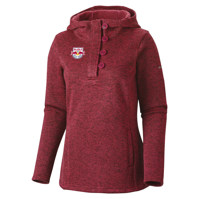 NY Red Bulls Women's Darling Days Pull Over Hoodie