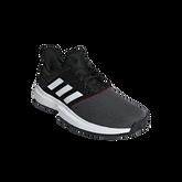 Alternate View 3 of adidas GameCourt Men's Tennis Shoe - Black/White