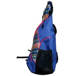 Plaid Sorbet Pickleball Sling Bag