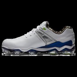 TOUR X Men's Golf Shoe - White/Navy