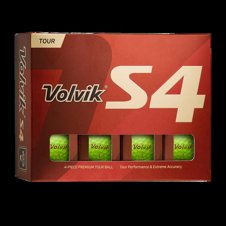 S4 Green Golf Balls