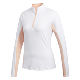 Alternate View 8 of Ultimate365 Climacool Half Zip Long Sleeve Shirt