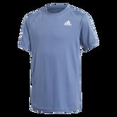 Boys Club 3-Stripe Tennis T-Shirt