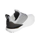 Alternate View 3 of Adicross Bounce 2 Men's Golf Shoe - White/Silver