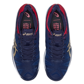 Alternate View 5 of Solution Speed FF Men's Tennis Shoes - Navy/Red