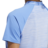 Alternate View 7 of Minted Blues Collection: Ombre Short Sleeve Polo Shirt