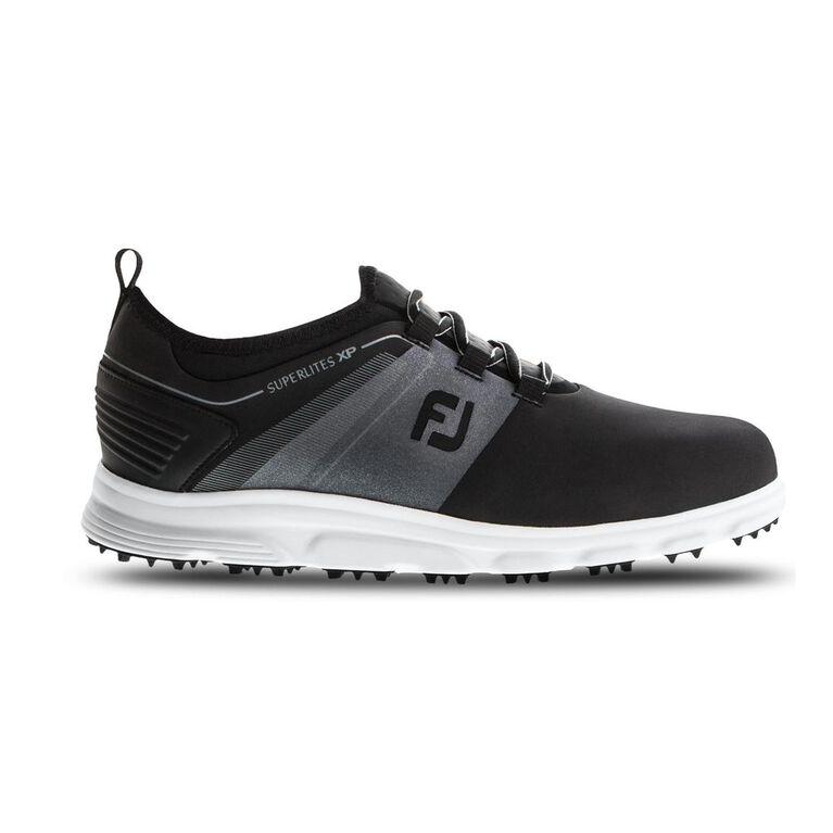 SuperLites XP Men's Golf Shoe - Black/Grey