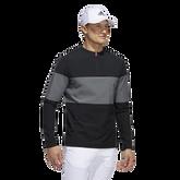 Alternate View 1 of Lightweight Layering Sweatshirt 1/4 Zip Pullover