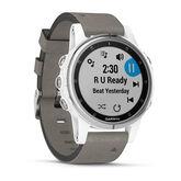 Alternate View 2 of Garmin fenix 5S Plus Sapphire GPS Watch