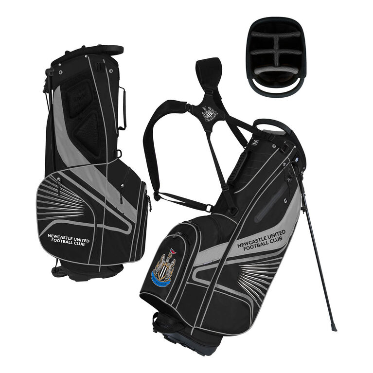 Team Effort Newcastle United GridIron III Stand Bag