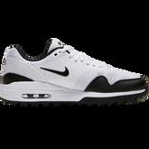 Alternate View 1 of Air Max 1 G Women's Golf Shoe - White/Black