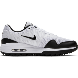 Air Max 1 G Women's Golf Shoe - White/Black