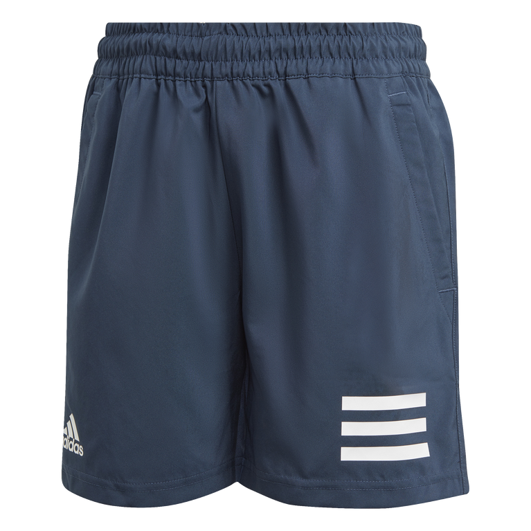 Boys Club 3-Stripe Tennis Shorts