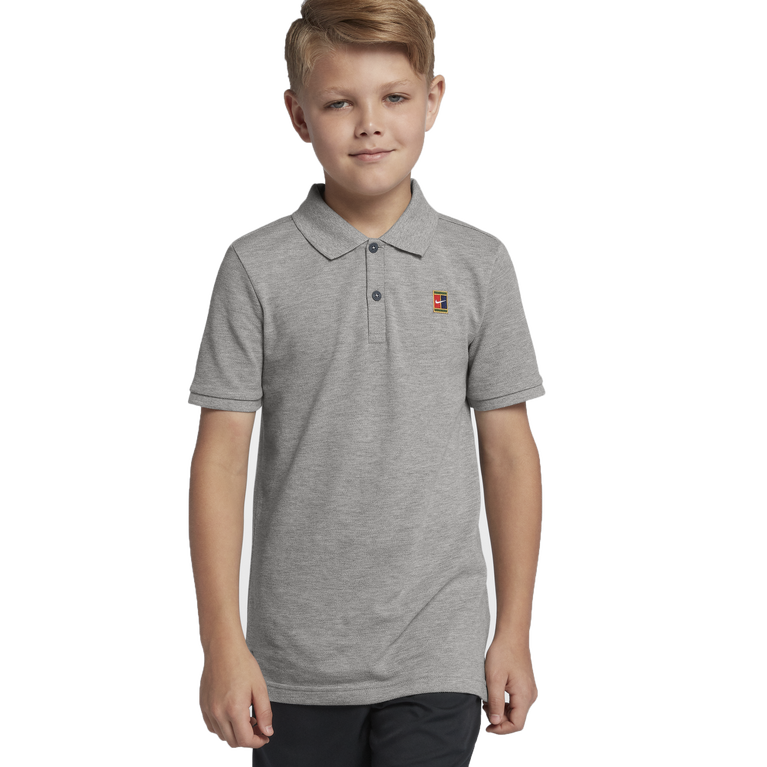 NikeCourt Boys' Polo